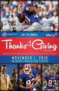 Thanks 4 Giving Gala 2018