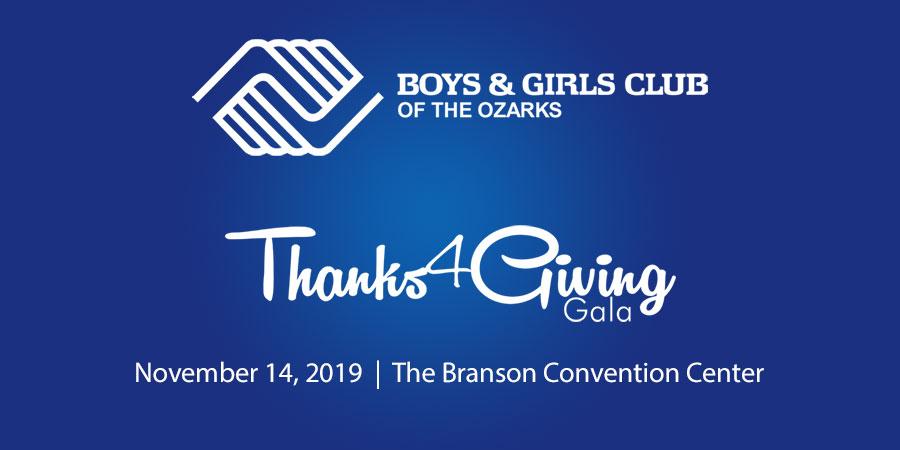 Thanks 4 Giving Gala - 2019
